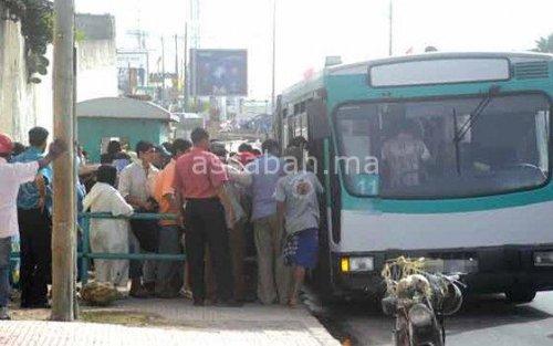 أزمة النقل بالبيضاء ... الشنـاوي: قنبلـة موقوتـة