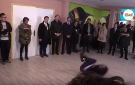 فيديو .. سفيرا ألمانيا وفرنسا في المركز الثقافي