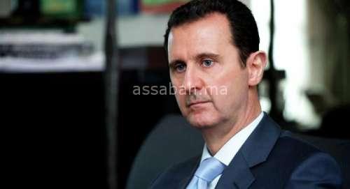 الأسد مستعد لأول مرة للتفاوض حول رحيله