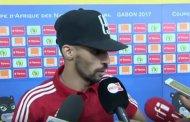 بوصوفة أحسن لاعب خلال لقاء منتخب المغرب وناميبيا