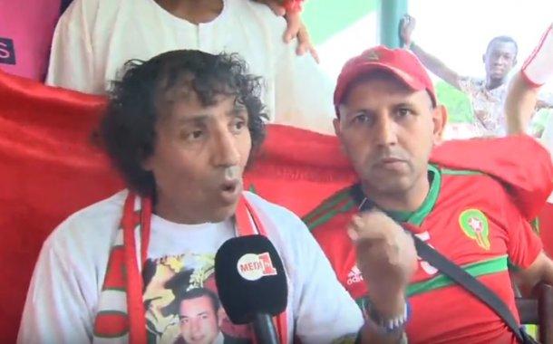 فيديو .. الظلمي يوجه رسالة للجمهور المغربي