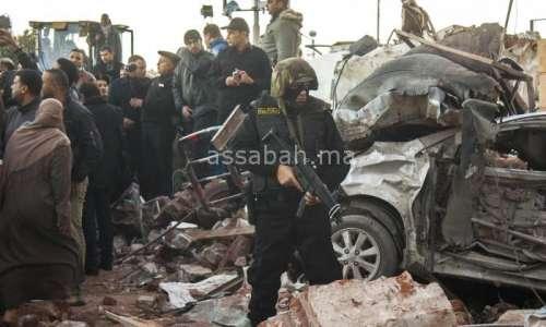 مصر تستفيق على هجوم إرهابي