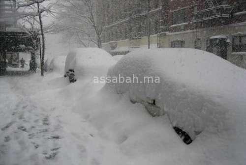 ارتفاع عدد الوفيات في أوربا بسبب البرد القارس