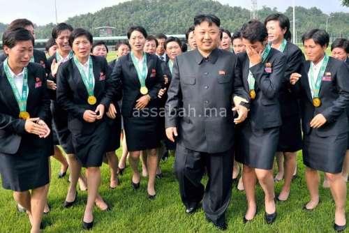 زعيم كوريا الشمالية يستعبد زوجته بطريقة مروعة