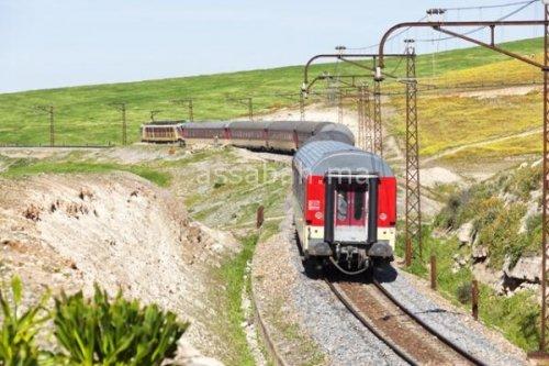 مجهولون يوقفون القطارات بين القنيطرة والدار البيضاء