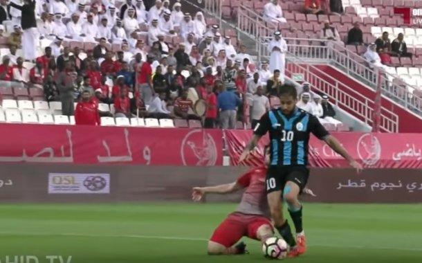 فيديو .. هدف جديد لمتولي في الدوري القطري