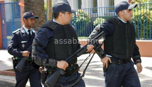 الأمن ينهي احتجاز رهائن بالبيضاء