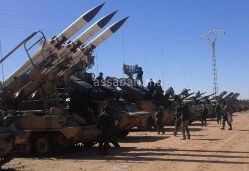 البوليساريو والجزائر يردان على تهديدات الملك بالحرب