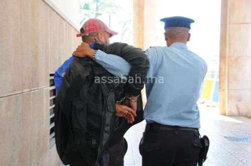 إيقاف شرطي بتطوان