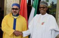 الملك يعزي رئيس نيجيريا