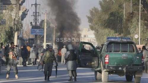 اعتقال سائق الحافلة المحترقة في أكادير