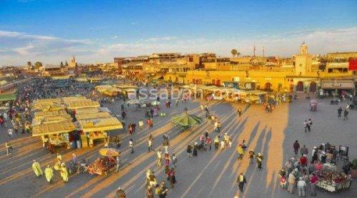 آلاف المنازل مهددة بالسقوط في مراكش