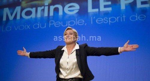 مارين لوبان ... النسخة الفرنسية لترامب