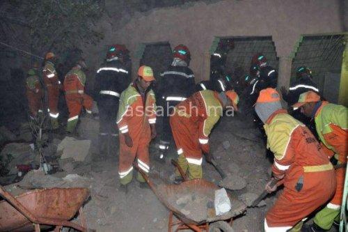 وزارة السكنى تصدر بلاغا حول فاجعة مراكش