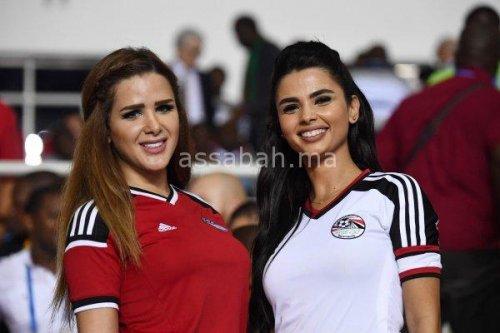 صور تأهل مصر إلى نهائي كأس إفريقيا