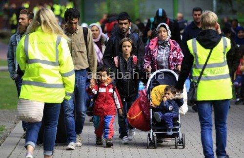 ألمانيا تمنح مليون سنتيم لكل مهاجر يعود لبلده