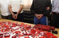 حجز أكثر من 10 آلاف قرص مخدر بباب سبتة