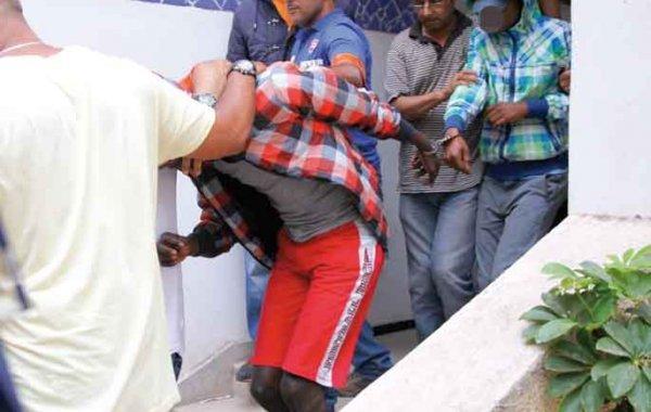 عصابة أفارقة تختطف الحالمين بالهجرة