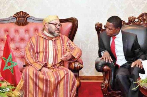 وفد مغربي هام بزامبيا لتتبع الاتفاقيات المبرمة