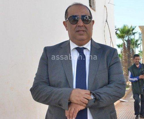 بالصورة .. بودريقة والبوصيري زارا حسبان في المستشفى
