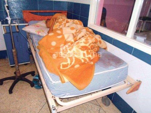 70 %من المستشفيات غير صالحة