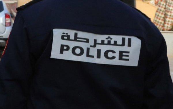 اعتداء على ضابط شرطة بسلا