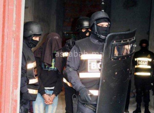 إرهابيان بالناضور ووجدة خطط أحدهما للهجوم على سفارة إسبانيا بالرباط