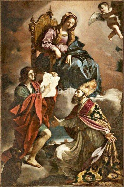 تطورات قضية اللوحة المسروقة من كنيسة