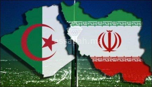 غضب في الجزائر بسبب زيارة لرئيس إيران