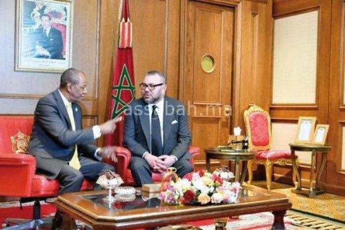 المغرب يكسب شوط العودة