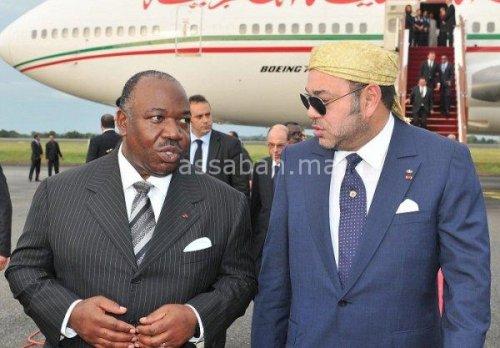 الغابون تدعم مبادرة المغرب للحكم الذاتي لحل نزاع الصحراء