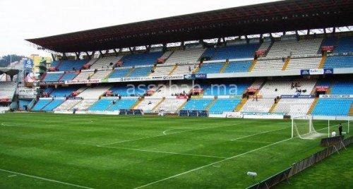 انهيار ملعب سيلتا فيغو قبل مواجهة الريال