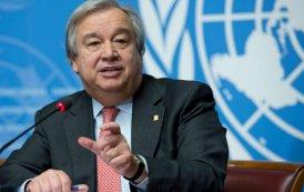 أمين عام الأمم المتحدة يشيد بالملك