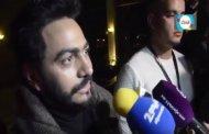 فيديو .. تامر حسني يتكلم عن المغاربة
