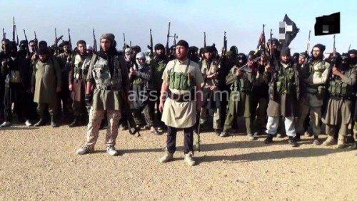 داعش يسيطر على الحدود السورية الإسرائيلية