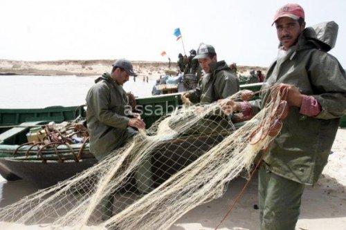 الشلل يصيب قوارب الصيد التقليدي بالجنوب
