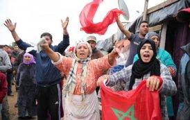فيديو .. احتجاجات سكان كاريان
