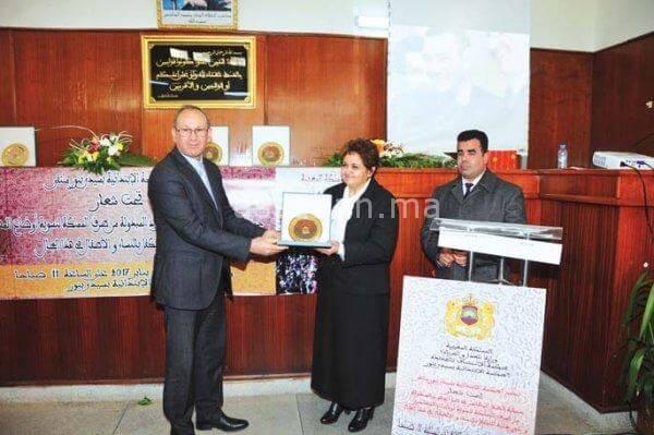 أطفال ونساء تحت حماية  قضاء سيدي بنور