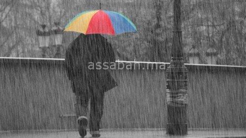 طقس السبت .. ضباب وأمطار