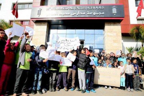 المحكمة الإدارية تصدم تلاميذ مدارس الفاتح