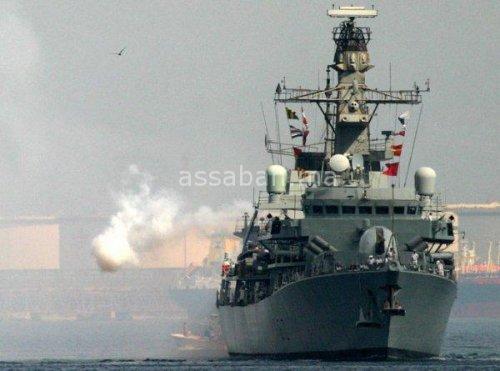 زوارق مفخخة تستنفر البحرية الملكية