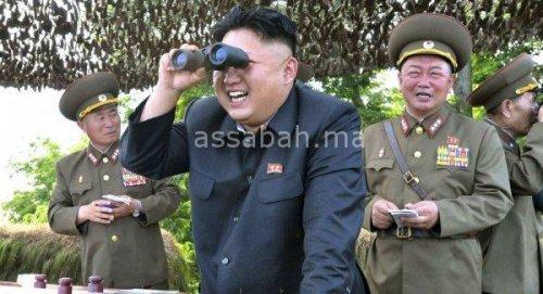 كوريا الشمالية تحذر أمريكا من حرب بسبب الاستفزازات