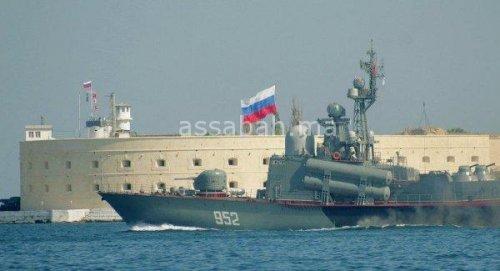رصد سفينة تجسس روسية بسواحل أمريكا