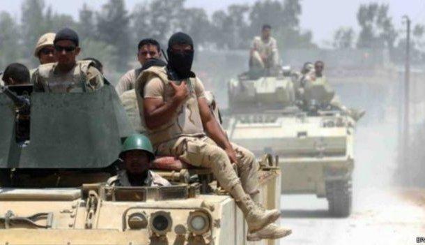 قتلى في هجوم إرهابي جديد بمصر