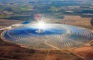 ارتفاع إنتاج الطاقة الكهربائية