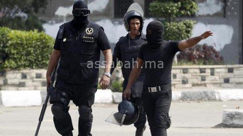 اشتباكات بين إرهابيين والجيش المصري