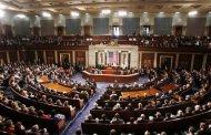 إطلاق نار أمام الكونغرس الأمريكي