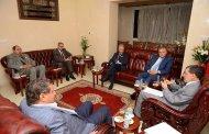 العثماني يعلن تحالفه الحكومي