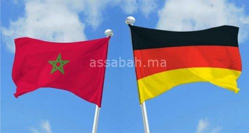 ألمانيا مهتمة بالسياسة التي يقودها الملك لتعزيز التعاون مع إفريقيا