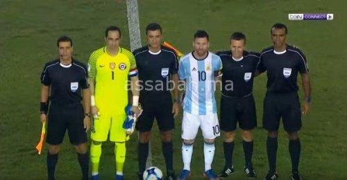 فيديو .. فوز الأرجنتين الصعب على الشيلي